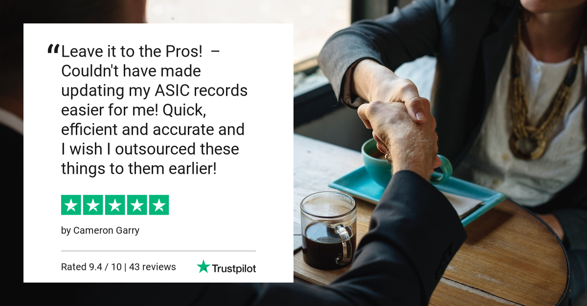 Trustpilot Review Cameron Garry