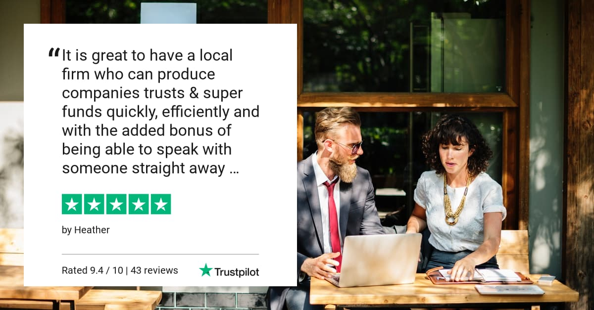 Trustpilot Review Heather
